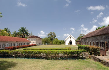 Domaine de fonds Saint-Jacques en Martinique