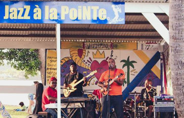 Jazz à la Pointe Martinique