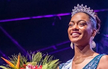 Ambre Bozza Miss Martinique 2019