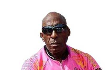 Paul Charles-Angèle au tour cycliste de Martinique