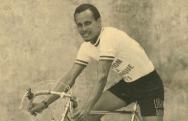 Roger Martial cycliste martiniquais